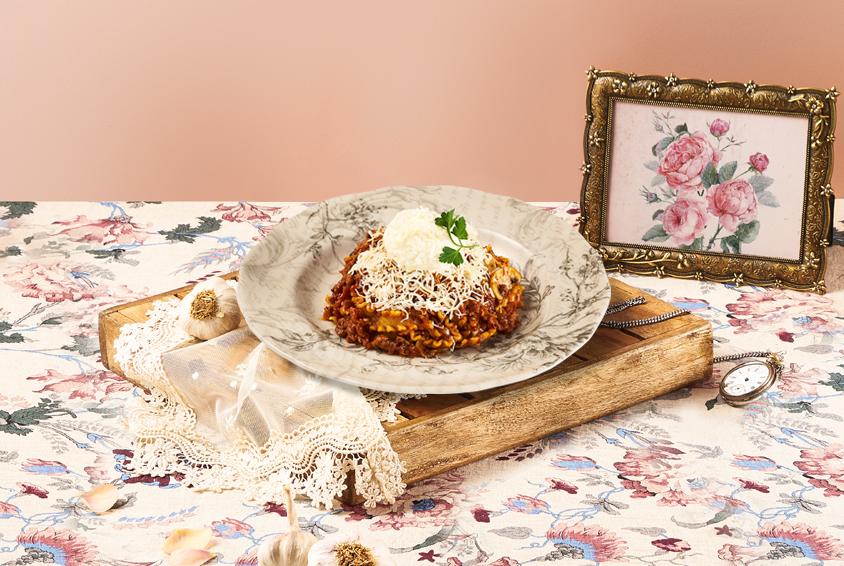 Bechamel Ragu Pasta (베샤멜 라구 파스타)