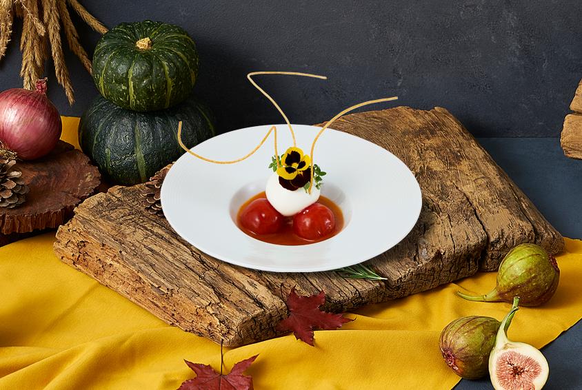 Autumn Breeze Salad (어텀 브리즈 샐러드)