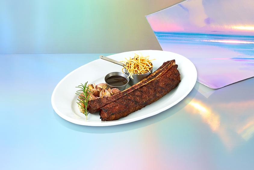 빅-본 립 스테이크 (Big-Bone Rib Steak_500g)