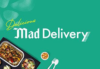 언제 어디서나! Mad Delivery