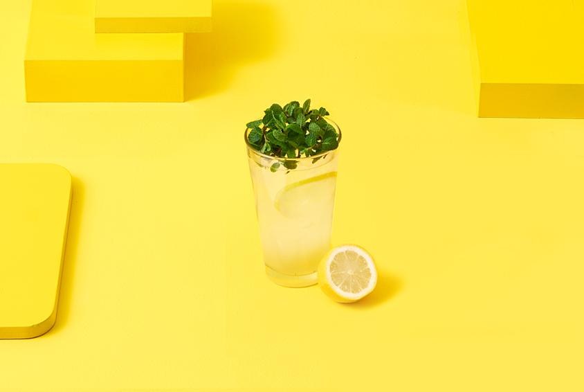 라임 & 민트 포레스트 에이드(Lime & Mint Forest Ade)