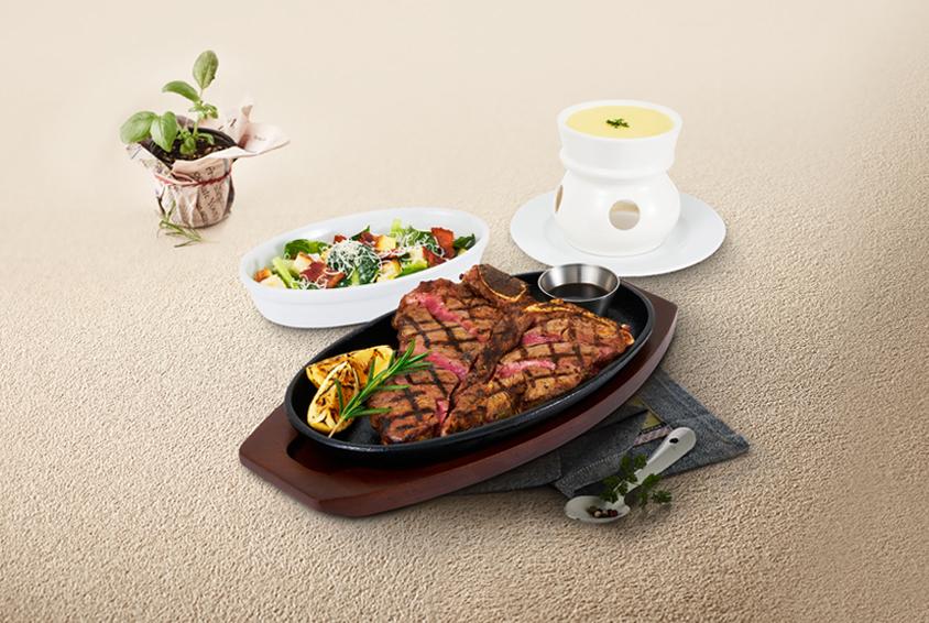 MAD T-bone Steak
