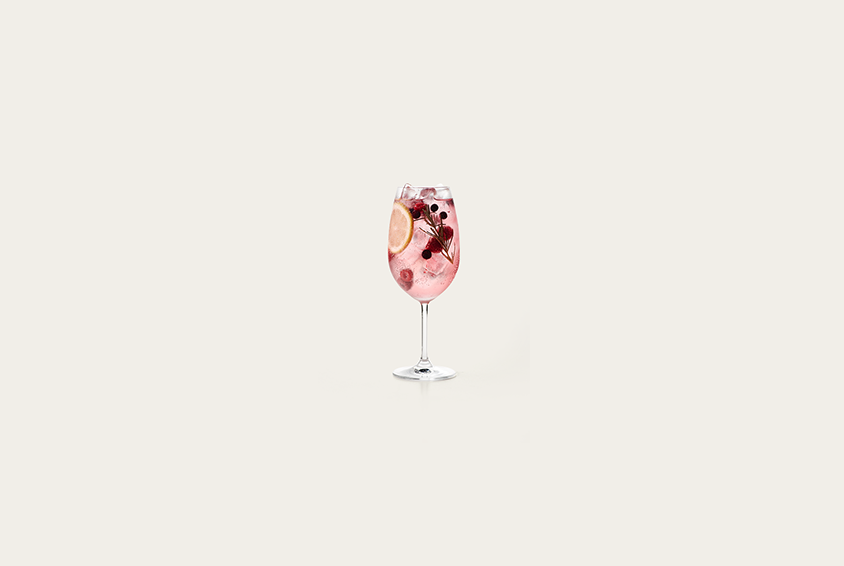 White Berry Wine Cooler