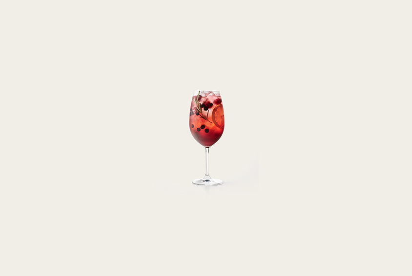 Red Berry Wine Cooler