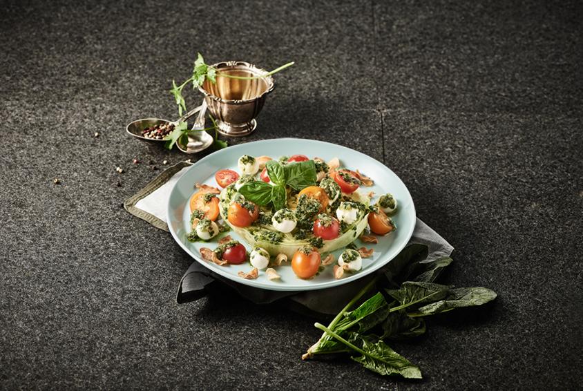 Caprese Basil Salad